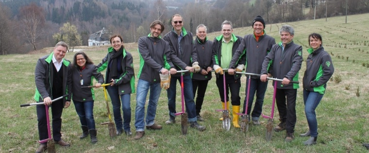 Bärenstein gets 4,000 #BAM150 trees