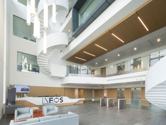 INEOS new headquarters