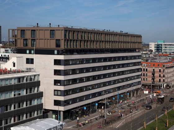 162 rental homes, Wibautstraat