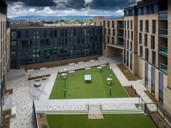 Uninest New Mill Student Accommodation
