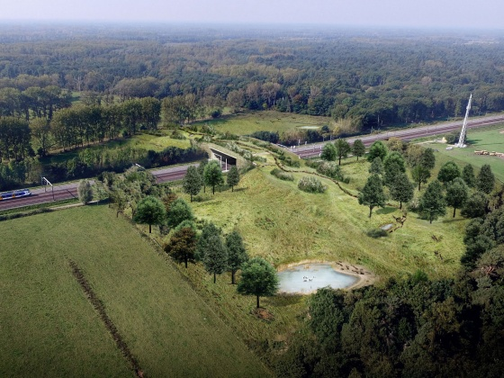 Ecoduct 'de Mortelen'