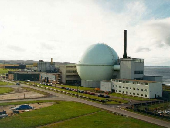 Dounreay – nuclear shaft Isolation