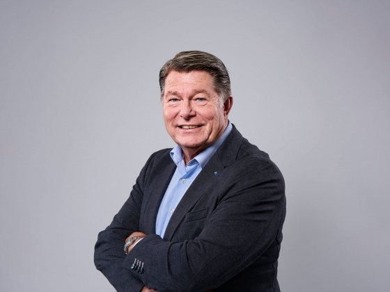 Harry van Gunst: 'Ready for the future, everything is Telecom'