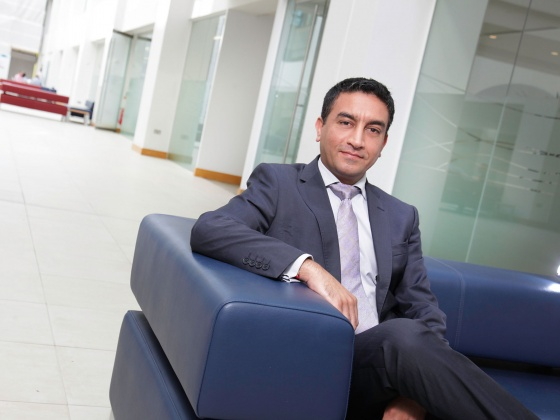 Nitesh Magdani: 'Sustainable solutions that speak clearly of their benefits'